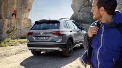 Volkswagen Tiguan Offroad, solo per la Russia? - Immagine: 2