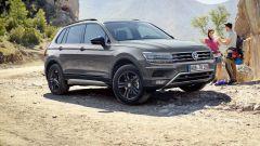 Volkswagen Tiguan Offroad 2019: motori, trasmissione, quando esce