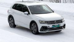 Volkswagen Tiguan R 2020: le nuove foto spia