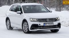 Volkswagen Tiguan R 2020: nuove foto spia