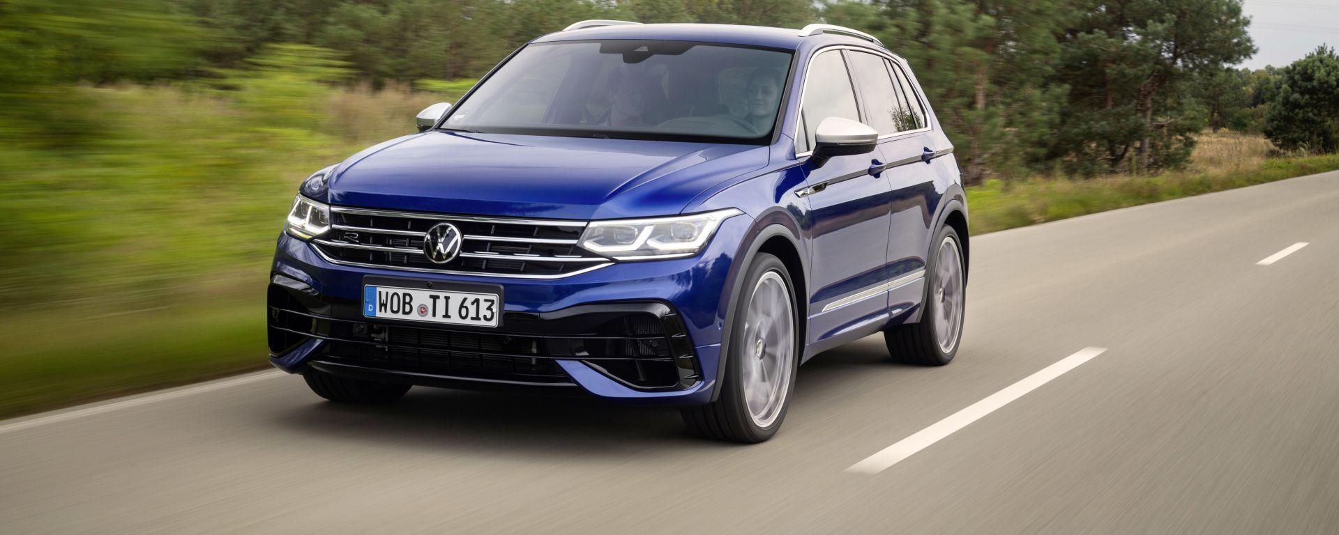 Volkswagen Tiguan R 2021