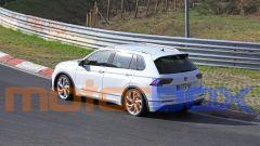 Volkswagen Tiguan R al Nurburgring