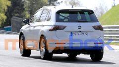 Volkswagen Tiguan R: il posteriore