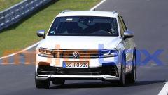 Volkswagen Tiguan R: vista anteriore