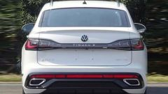 Volkswagen Tiguan X, il posteriore