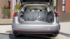 Volkswagen Touareg Advanced 3.0 V6 TDI 286 CV, il bagagliaio