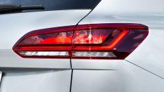 Volkswagen Touareg Advanced 3.0 V6 TDI 286 CV, il gruppo ottico posteriore