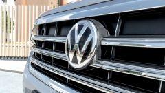 Volkswagen Touareg Advanced 3.0 V6 TDI 286 CV, la calandra