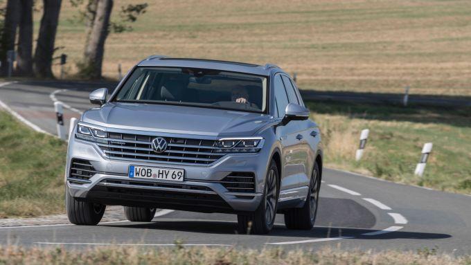 Volkswagen Touareg eHybrid 2021