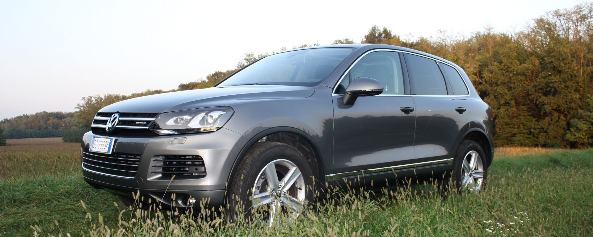 Volkswagen Touareg 3.0 TSI Hybrid