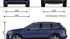 Volkswagen Touareg 3.0 TSI Hybrid - Immagine: 25