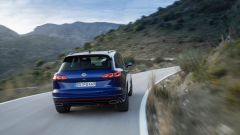 Volkswagen Touareg R 2021: il posteriore