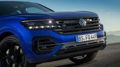 Volkswagen Touareg R, dettaglio del frontale