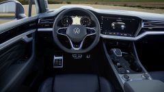 Volkswagen Touareg R, la plancia