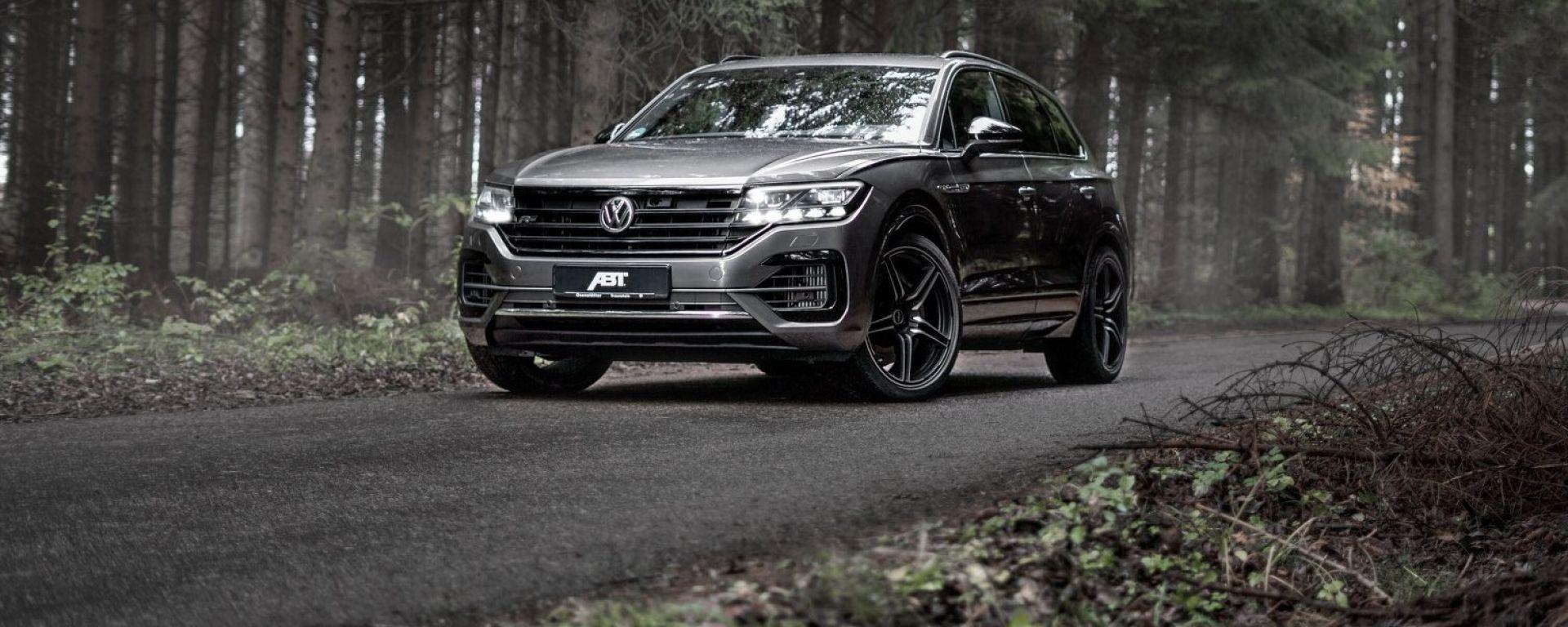 Volkswagen Touareg rivisitato da ABT: 500 CV per gradire
