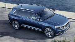 Nuova Touareg: ecco il SUV hi-tech di Volkswagen - Immagine: 1