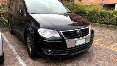 Volkswagen Touran 2.0 Ecofuel