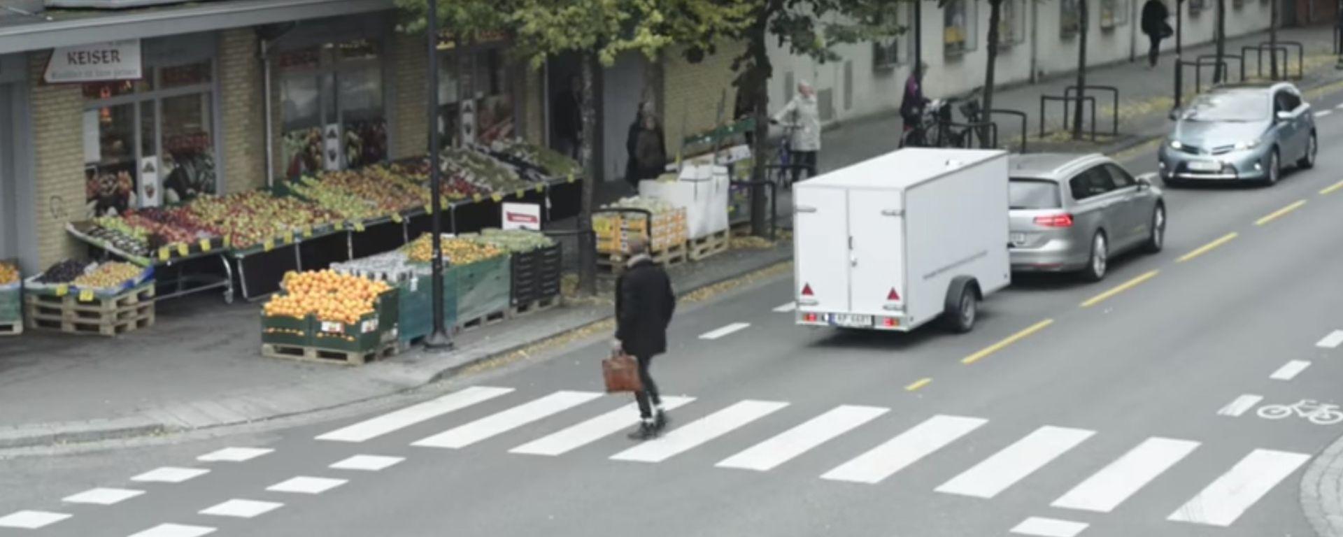 Volkswagen Trailer Assist: il video promozionale dalla Norvegia