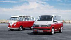 Volkswagen Transporter, Caravelle e Multivan T6 - Immagine: 2