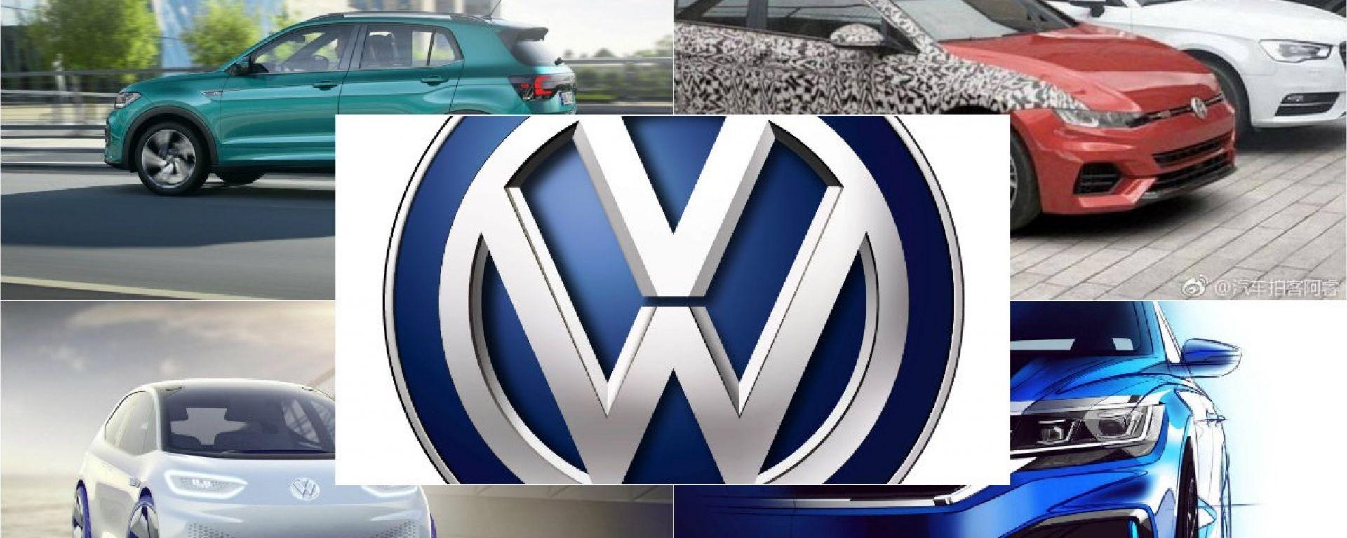 Volkswagen: tutte le novità del 2019
