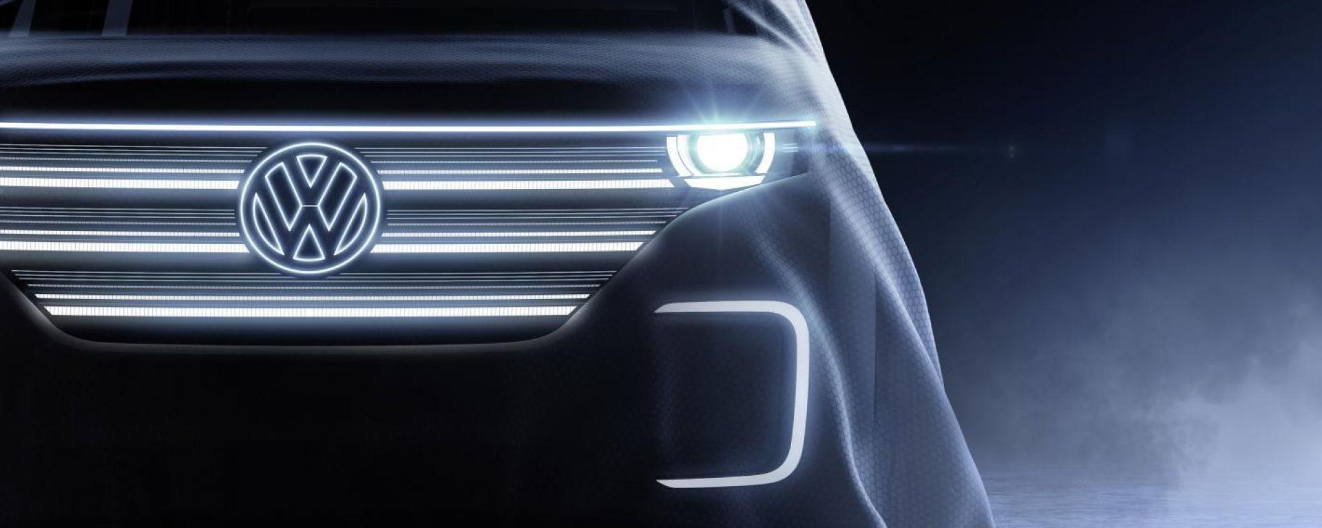 Volkswagen: un Bulli per il CES 2016?