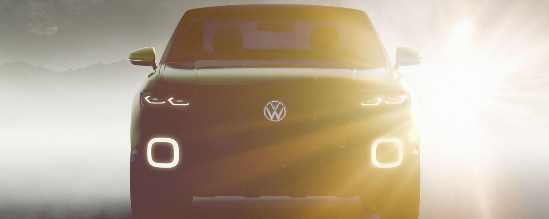 Volkswagen: un SUV al Salone di Ginevra 2016