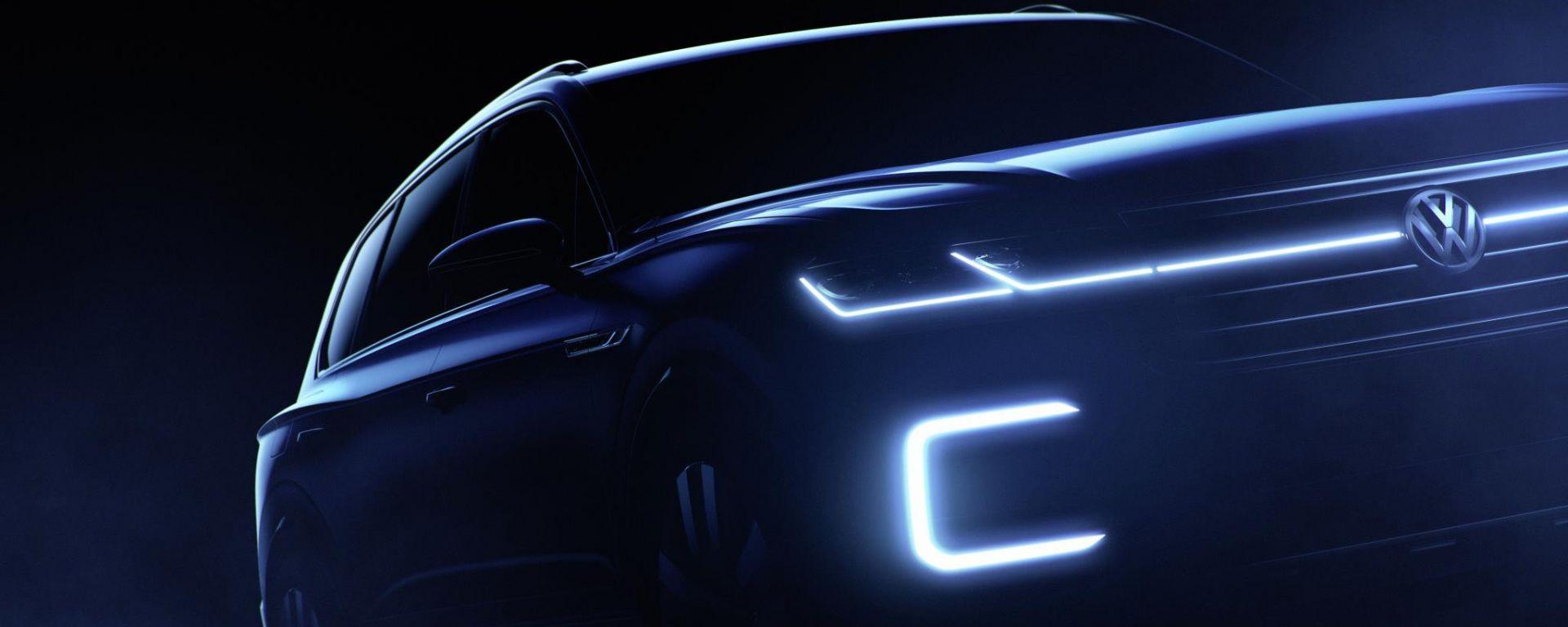 Volkswagen: un Suv hi-tech per Pechino