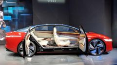 Volkswagen: un'elettrica senza nome sfida la Mercedes Classe S - Immagine: 2