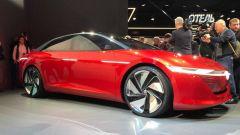 Volkswagen: un'elettrica senza nome sfida la Mercedes Classe S - Immagine: 4