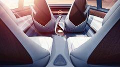 Volkswagen: un'elettrica senza nome sfida la Mercedes Classe S - Immagine: 10