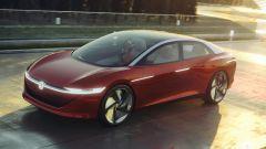 Volkswagen: un'elettrica senza nome sfida la Mercedes Classe S - Immagine: 11