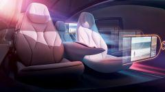 Volkswagen: un'elettrica senza nome sfida la Mercedes Classe S - Immagine: 13