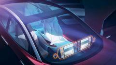 Volkswagen: un'elettrica senza nome sfida la Mercedes Classe S - Immagine: 14