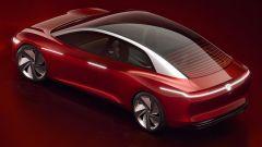 Volkswagen: un'elettrica senza nome sfida la Mercedes Classe S - Immagine: 15