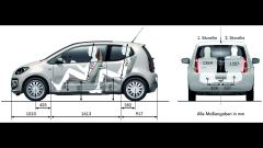 Volkswagen up! - Immagine: 74