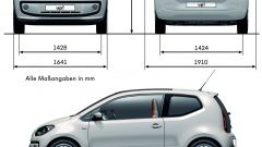 Volkswagen up! - Immagine: 70