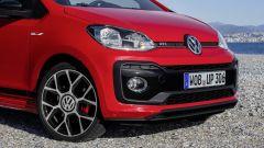 Volkswagen Up! GTI, la bocca nera