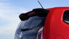 Volkswagen Up! GTI: lo spoiler posteriore