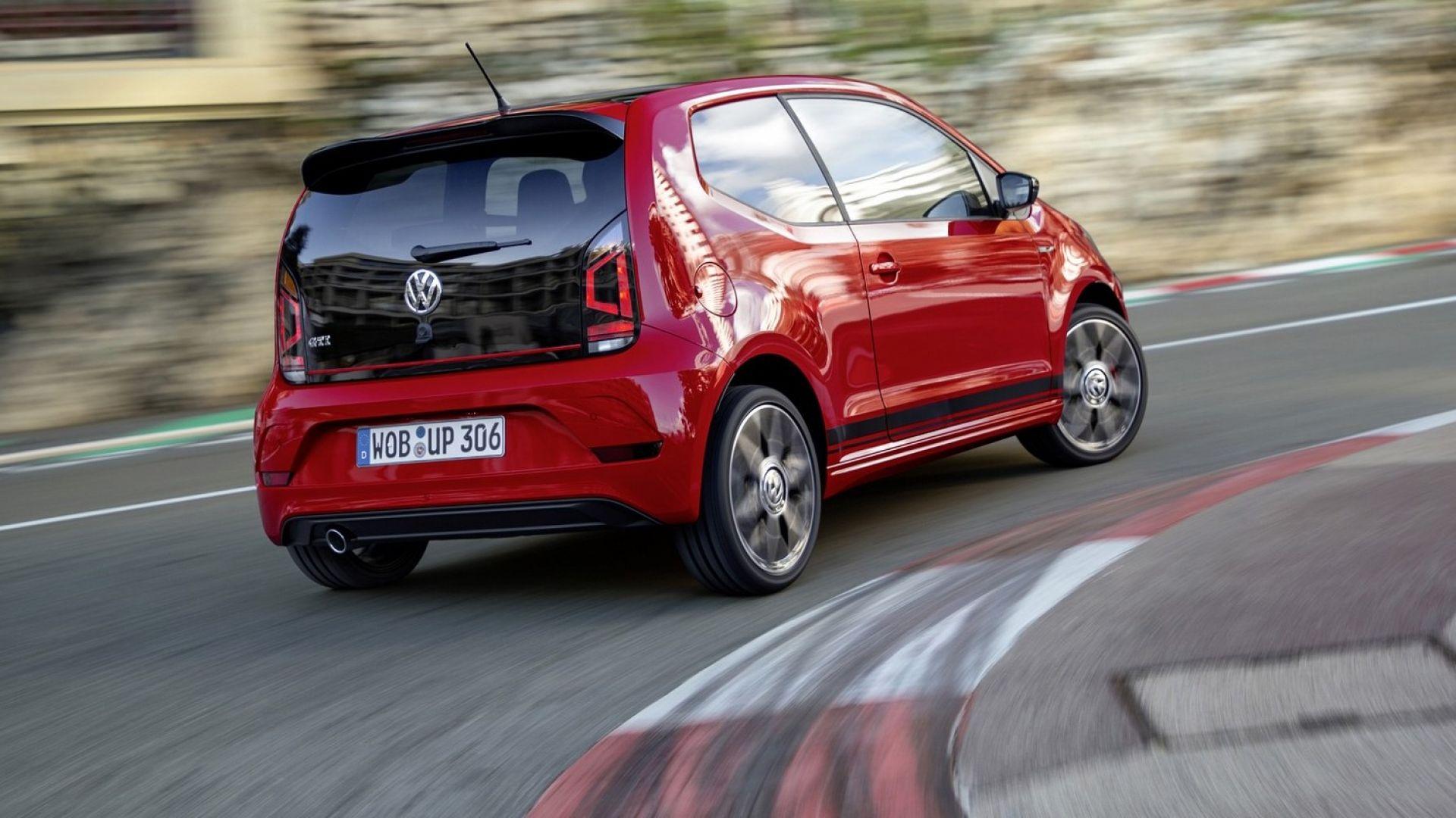Volkswagen Up Gti Prova Prezzo Scheda Tecnica Motorbox