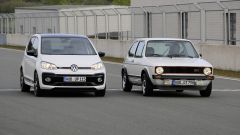 Volkswagen Up! GTI: ci si diverte con poco - Immagine: 12