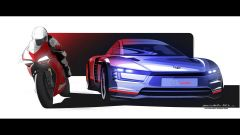 Volkswagen XL Sport Concept - Immagine: 2