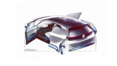Volkwagen EV Hatchback Concept: l'abitabilità è assimilabile a quella della VW Passat