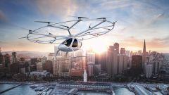 Volocopter, a Dubai il battesimo dell'aria del primo taxi volante - Immagine: 4