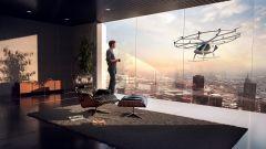 Volocopter, a Dubai il battesimo dell'aria del primo taxi volante - Immagine: 5