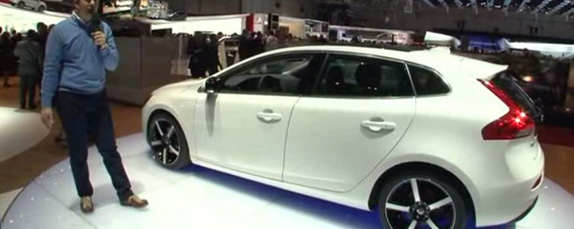 Salone di Ginevra 2012: Volvo