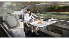 Volvo 360c: un'elettrica a guida autonoma tutta da vivere - Immagine: 5