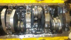 Volvo 960 Turbo Dart Racing: bielle in titanio