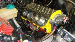 Volvo 960 Turbo Dart Racing: il big block Chevrolet