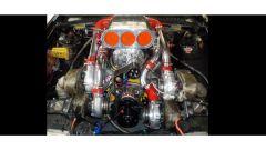 Volvo 960 Turbo Dart Racing: il motore