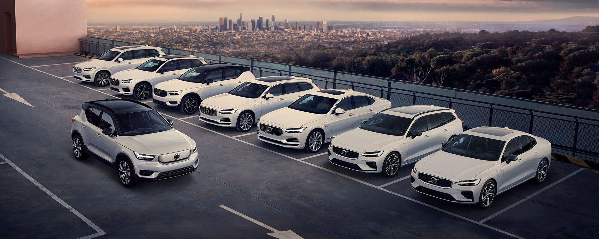 Volvo annuncia i suoi obiettivi ecologici da qui al 2040